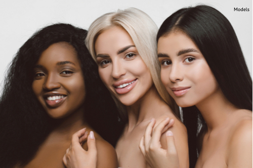 Women with different types-oily, dry, sensative-img-blog
